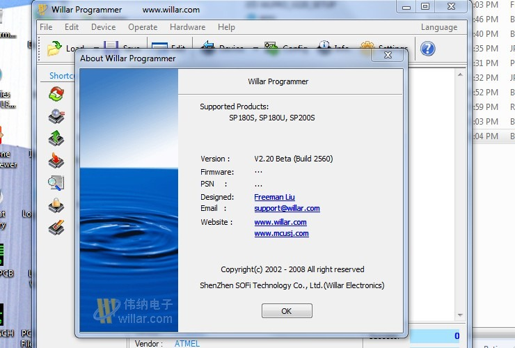 WLPRO Software To Burn Hex File