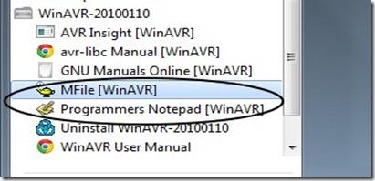 AVR Programming–Tutorial 2–Hands on Programmers Notepad & MAKE file