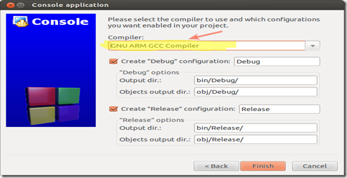 select_compiler