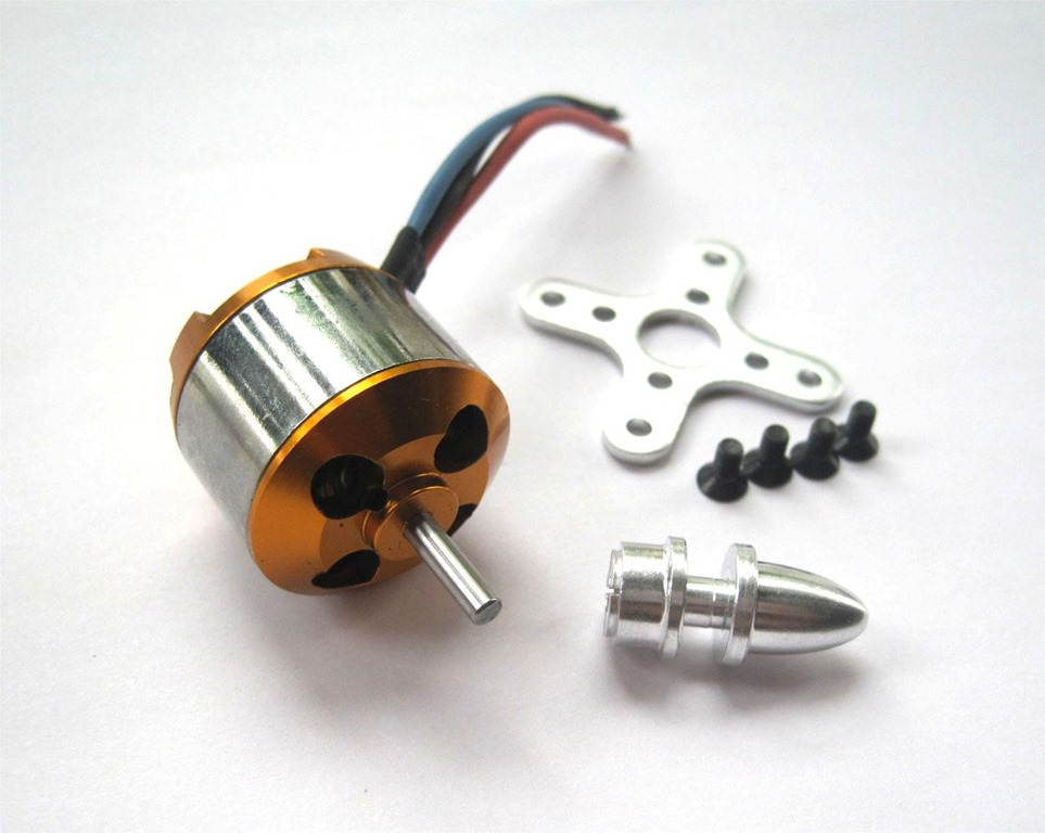 Control a brushless motor with arduino - Jizzunet
