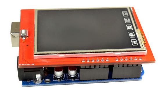 Touch screen tft shield for arduino uno alselectro