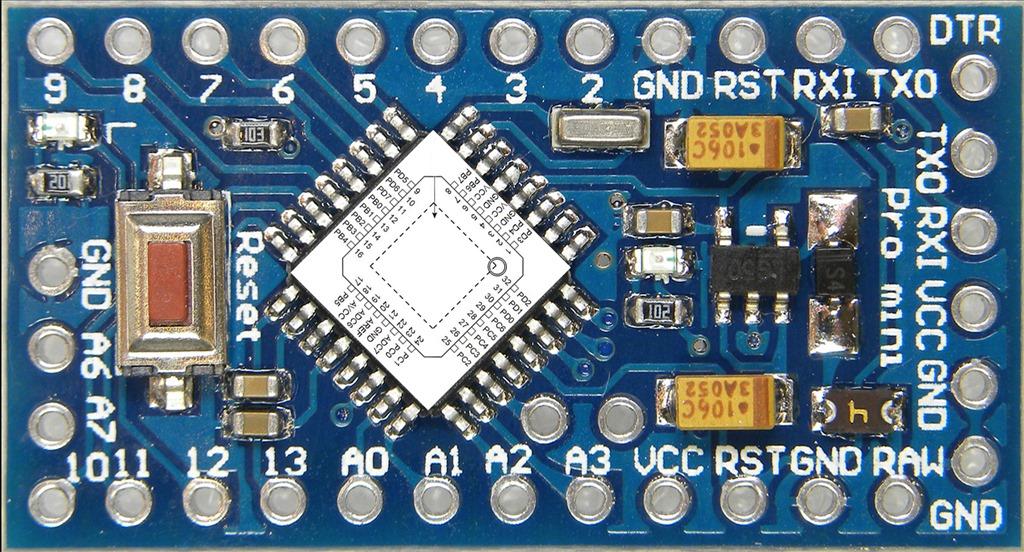 Arduino PRO MINI – How to upload code | alselectro
