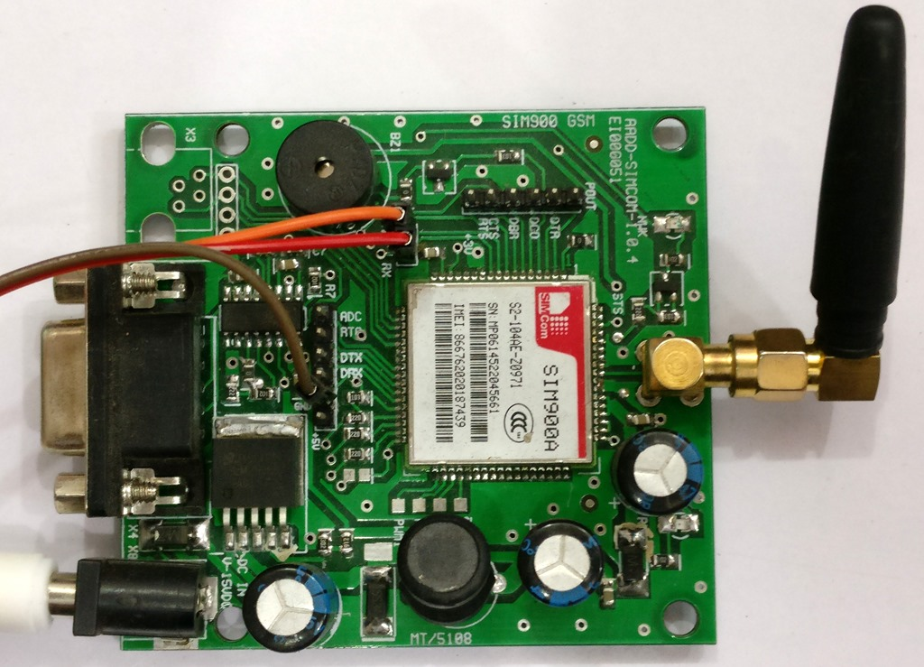 GSM controlled RELAY with Arduino   alselectro