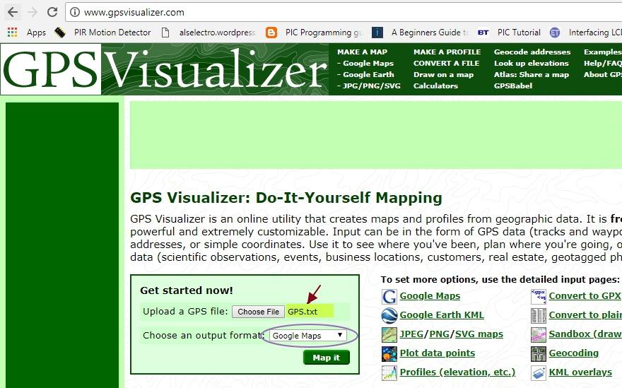 GPS | alselectro