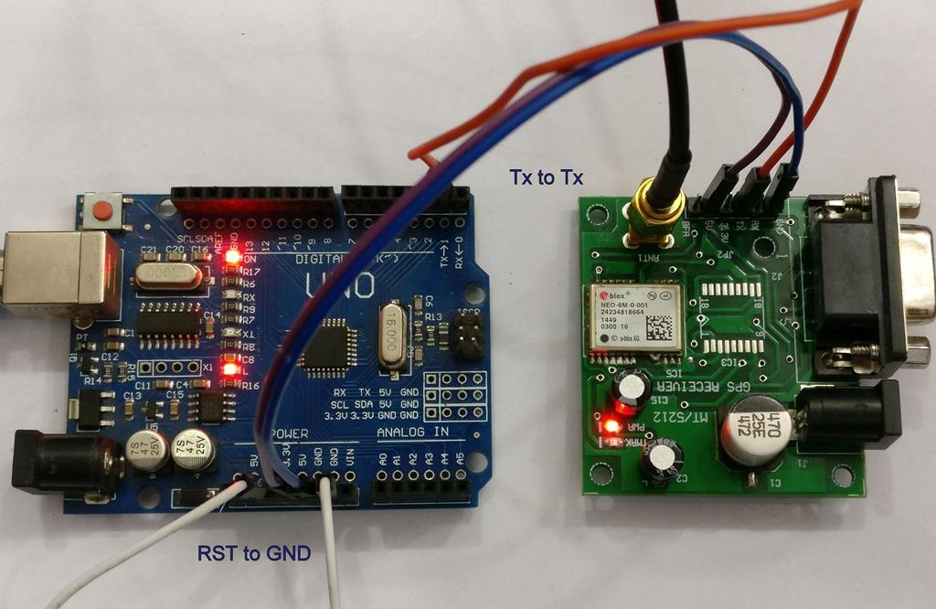 GPS Tutorial–Sending GPS Coordinates over GSM | alselectro