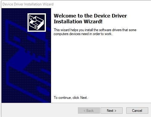 Fixed USBTinyISP drivers for 64-bit Windows 7 / Vista x64 ...