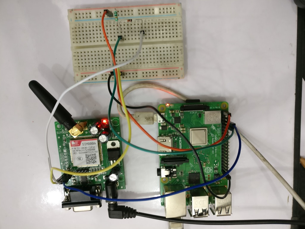 Raspberry Pi B How To Enable Uart Interface With Gsm Re Connecting Microcontroller Modem Via Rs232 The Logic Levels Of Are At 33 Volts It Is Risky Connect Directly A 5v Level Pin