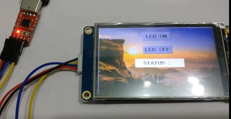 NEXTION HMI Display With Arduino–Getting Started | alselectro